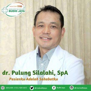 Jadwal Praktik dr. Pulung Silalahi, SpA