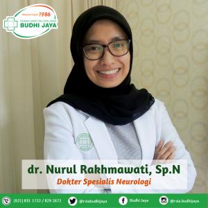 dr. Nurul Rakhmawati, Sp.N