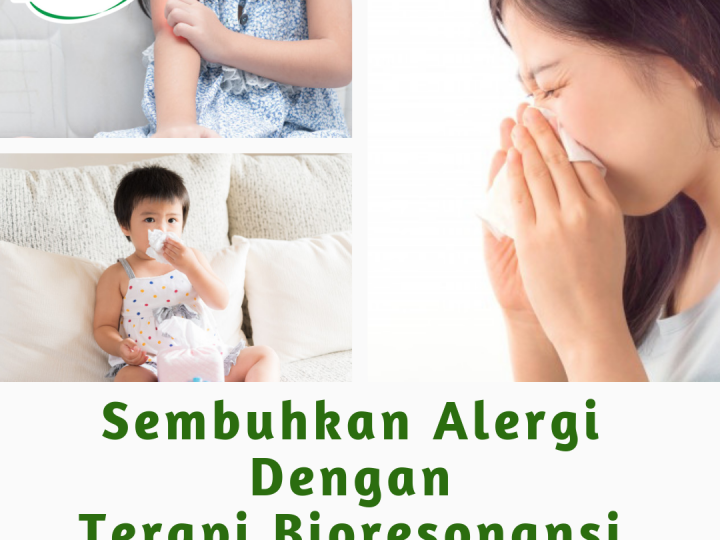 Sembuhkan Alergi dengan Terapi Bioresonansi