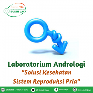 Laboratorium Andrologi-Solusi Kesehatan Sistem Reproduksi Pria