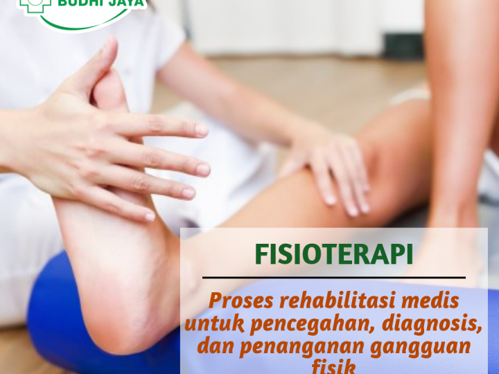 Tahap Rehabilitasi Medik Dengan Pemeriksaan Fisioterapi