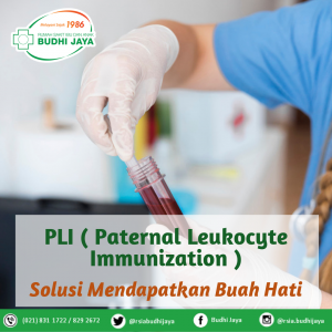 PLI (Paternal Leukocyte Immunization)