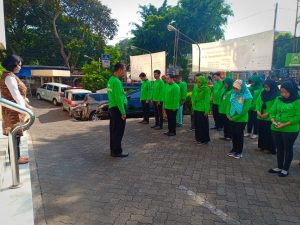 Program 5S (Sort, Straighten, Sweep, Standardize, dan Self-Discipline) dengan kegiatan Cleaning Day