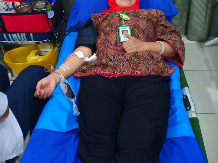 Kegiatan Bakti Sosial dan Donor Darah Dalam Rangka HUT RSIA Buhdi Jaya Ke-33 Tahun
