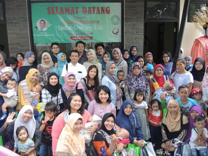 Seminar Kesehatan Tumbuh Kembang Anak bersama dr. Pulung Silalahi, SpA