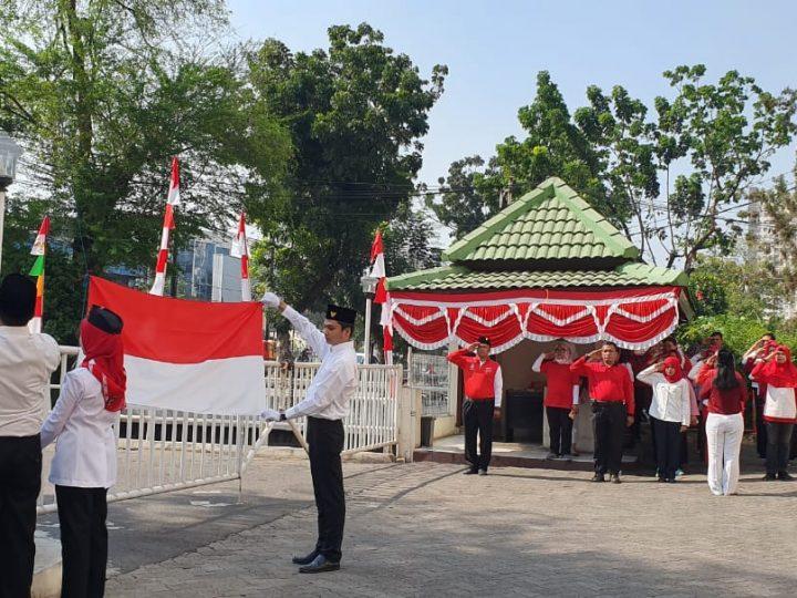 Perayaan HUT RI Ke-74 Tahun (Perlombaan Antar Unit)