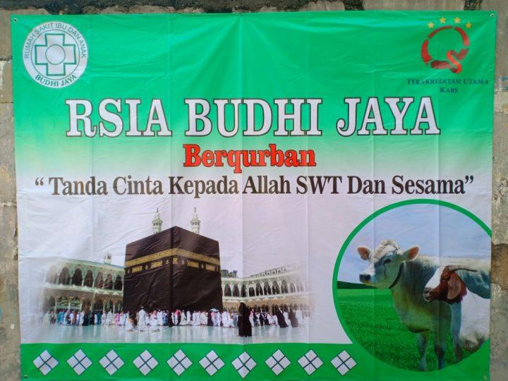 Idul Adha Bersama RSIA Budhi Jaya