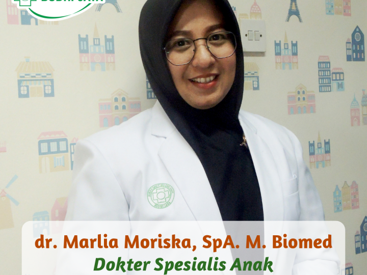 dr. Marlia Moriska, Sp.A, M.Biomed-Dokter Spesialis Anak RSIA Budhi Jaya