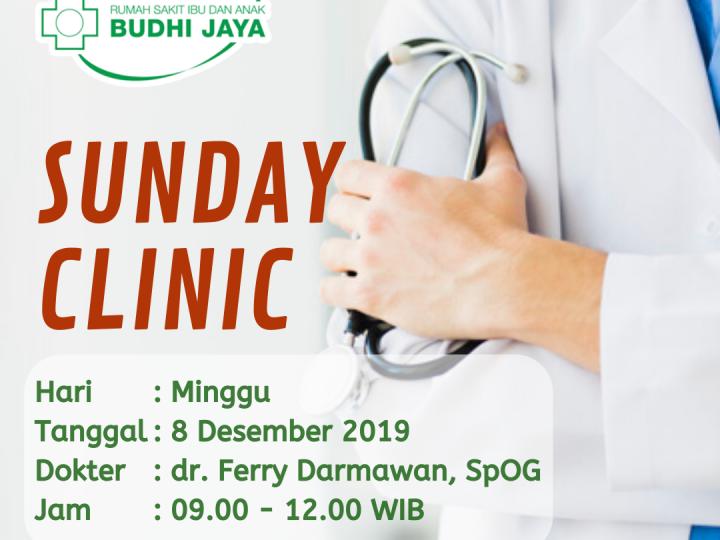 Sunday Clinic