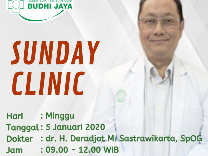 Sunday Clinic (5 Januari 2020)