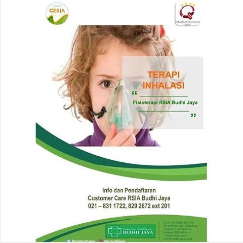 Terapi Inhalasi Pada Anak